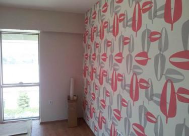 Modern Duvar Kağıdı Uygulaması